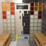 Sauna shower 2